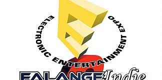 Imagem da edição da Décima Arte, com a logo da E3, sobre VR e imersão nos videogames.