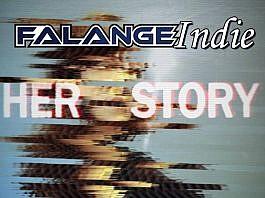 Imagem da edição Falange Indie sobre Her Story.