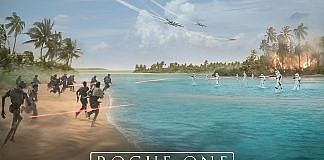 Rogue One Teaser Poster