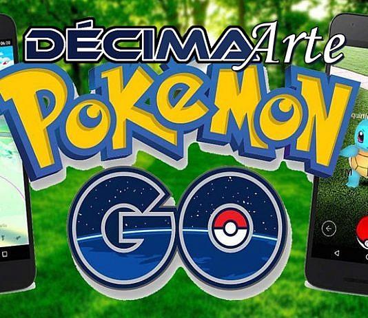 Imagem da edição da Décima Arte sobre Pokémon Go, realidade e virtualidade.