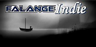 Imagem da edição do Falange Indie sobre Limbo, primeiro jogo da Playdead.
