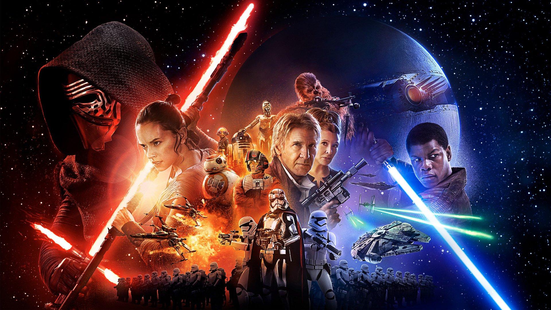Star Wars, filme que também combinou nostalgia com novidades na medida certa.