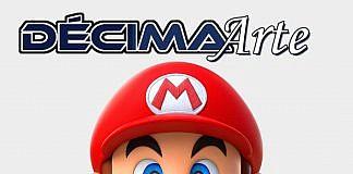 Imagem da edição especial da Décima Arte sobre Super Mario Run.