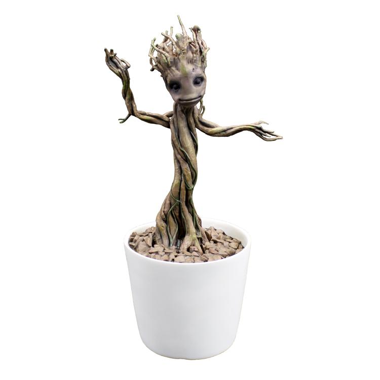 Imagem de Groot, dos Guardiões da Galáxia.