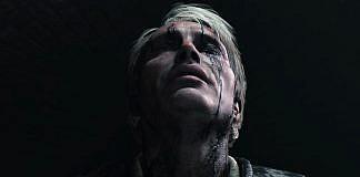 Imagem de Death Stranding encontrada no trailer exibido no Game Awards de 2016.