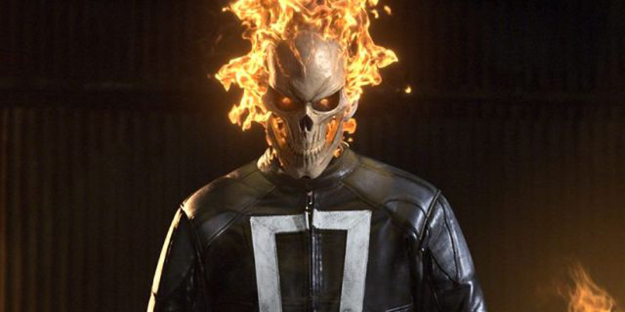Agents of Shield Ghost Rider Motoqueiro Fantasma