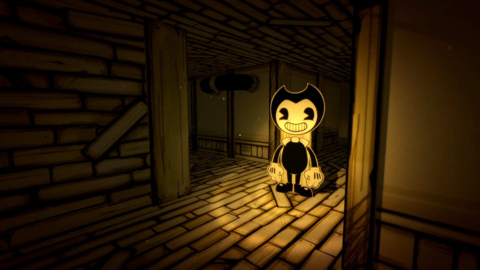 Falange Resenha | Bendy and the Ink Machine | Falange