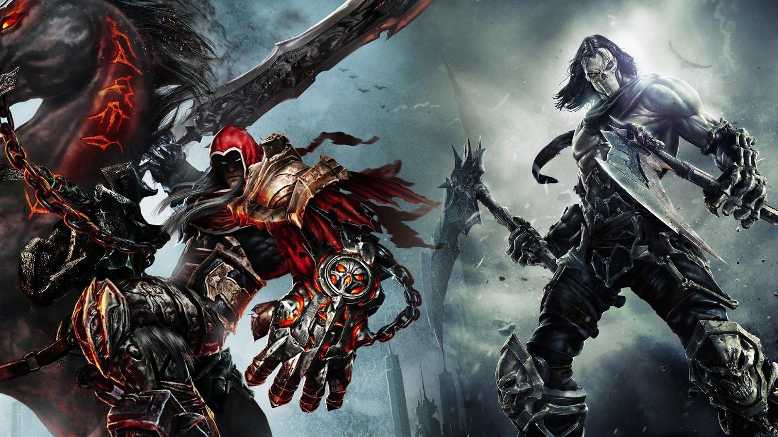 [Top 10] 10 Games que Devem Virar ANIME Darksiders