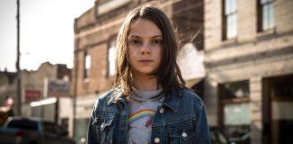 Imagem do filme Logan. Na imagem, Laura, ou X-23, interpretada por Dafne Keen.