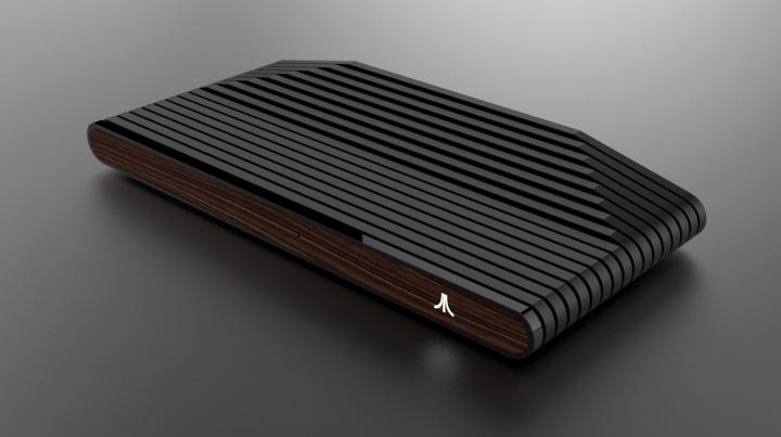 Imagem do Ataribox, o novo console da Atari