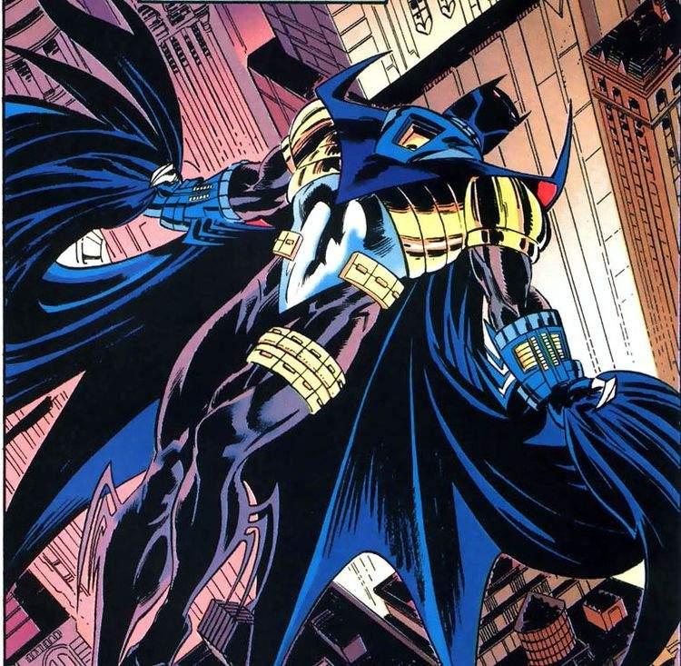 Batman Azrael dos anos 90