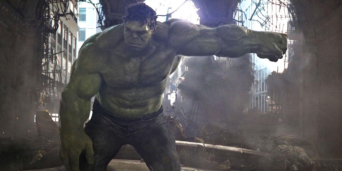 Mark Ruffalo interpreta Bruce Banner / Hulk no Universo Cinematográfico da Marvel.