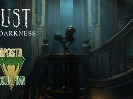 Imagem da coluna Aposta Coletiva, sobre o jogo Lust for Darkness, que trata de sexo e terror