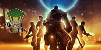 Imagem oficial da edição da Contagem da Mãe sobre as melhores expansões dos videogames. A imagem mostra a apresentação oficial de XCOM: Enemy Within, com a logo da Contagem da Mãe.