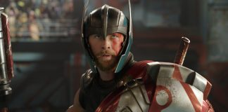 Chris Hemsworth em Thor: Ragnarok