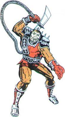 Lobo da Estepe (Steppenwolf), integrante dos Novos Deuses da DC. Tio de Darkseid, no filme Liga da Justiça Lobo da Estepe é o general de Darkseid, responsável por comandar tropas de Parademônios na conquista do universo.