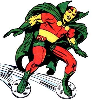 Senhor Milagre (Mister Miracle), integrante dos Novos Deuses da DC. Filho do Pai Celestial, passou sua infãncia sendo brutalmente treinado em Apokolips. Scott Free é o primeiro ser que conseguiu fugir do planeta amaldiçoado, e é conhecido por ser capaz de escapar de qualquer situação.